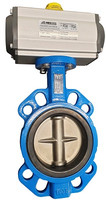 1500.VBF-SR T-Rex cast iron spring return butterfly valve with 304 stainless steel disc - PN16 16 bar.jpg