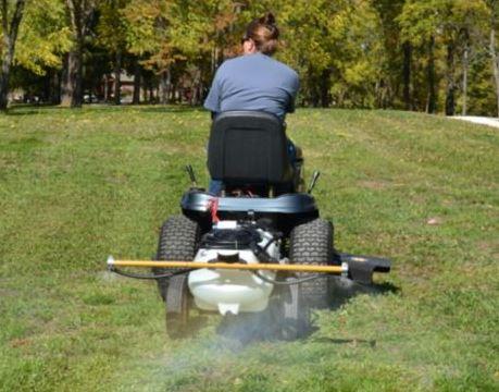 Condor Workhorse 95 litre trailer sprayer with 2 nozzle boom